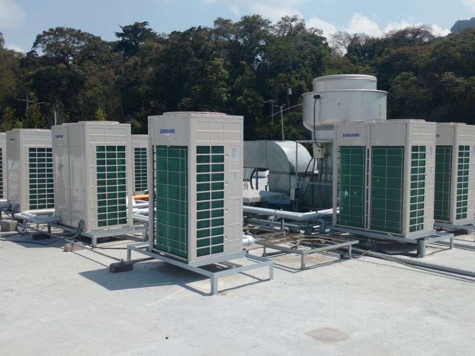 Volumen de Refrigerante Variable (VRF)